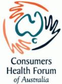 CHF Australia logo